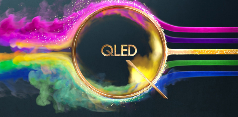 تلویزیون های سامسونگ QLED