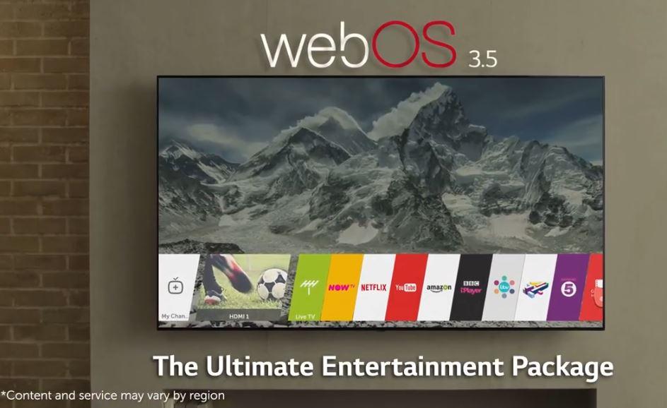 سیستم عامل WEBOS ال جی چیست ؟
