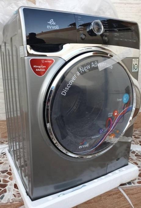 تشخیص تقلبی بودن ماشین لباسشویی ال جی
