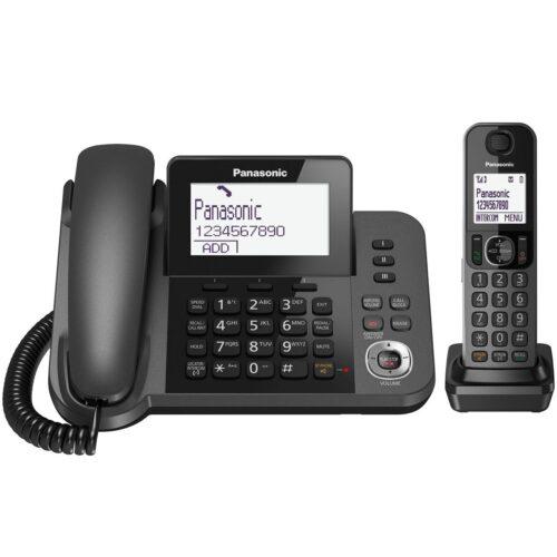 گوشی تلفن ثابت و بی سیم پاناسونیک مدل KX-TGF320