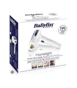لیزر بدن خانگی بابیلیس Homelight مدل G910E