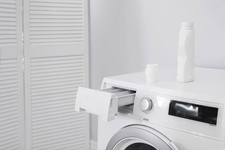 تمیز کردن ماشین لباسشویی