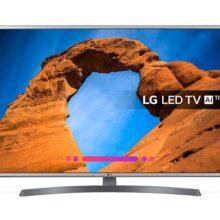 تلویزیون ۴۳ اینچ هوشمند فول اچ دی ۴۳LK6100 ال جی