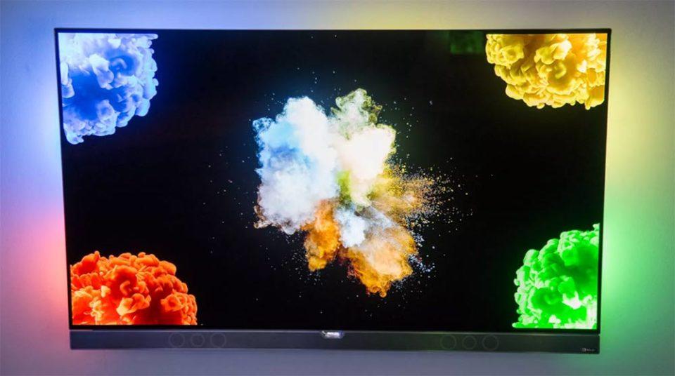 تلویزیون qled با oled چه فرقی میکند ؟