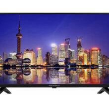 تلویزیون ۴۳ اینچ هوشمند و FULLHD گلدفینچ مدل GF-43MT6200V